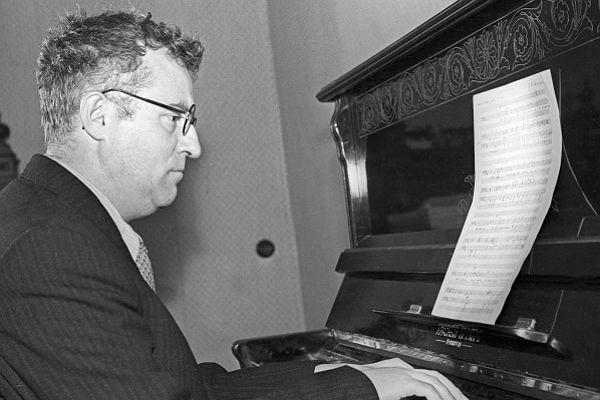 100 лет содня рождения Георгия Свиридова