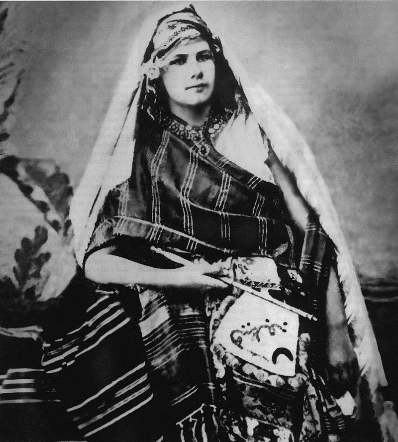 Изабелла Эбергардт: Утонувшая в пустыне