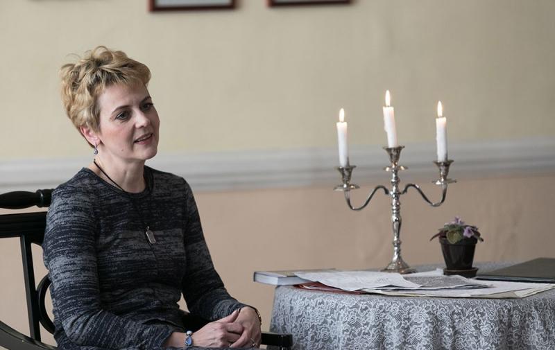 О Комиссаржевской – в ее театре