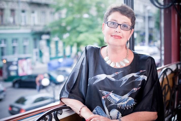 К 95-летию «Молодой гвардии»: Наталья Старосельская