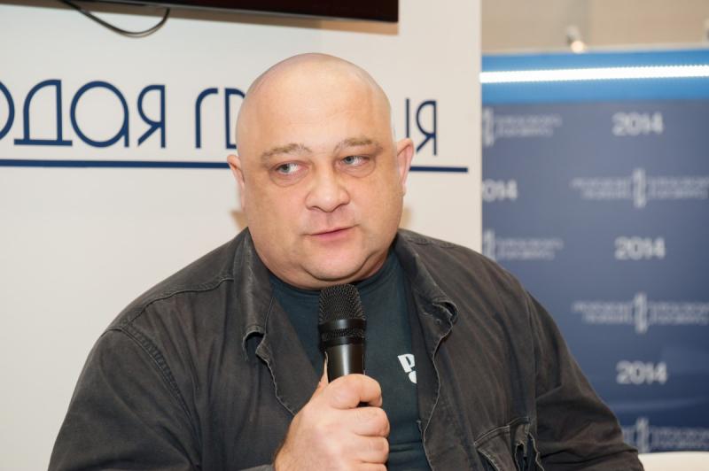 Поздравляем Владимира Березина