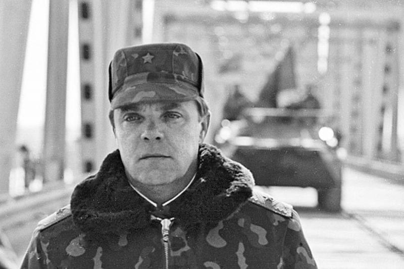 Прославленный военачальник, генерал-лейтенант, Борис Громов руководил выводом советских войск из Афганистана