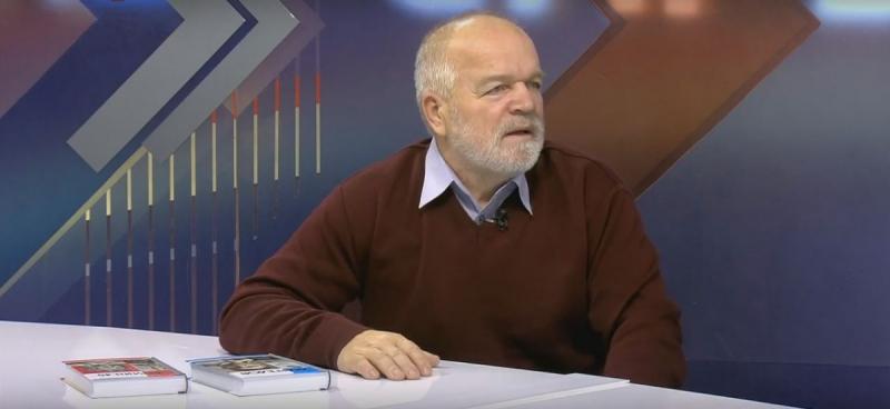 Сергей Михеенков: «Писатель тему не выбирает – тема выбирает писателя».