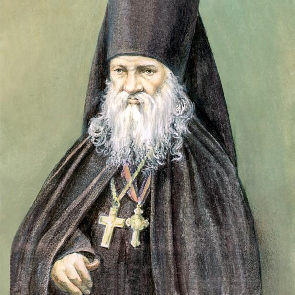 Преподобный Макарий Оптинский (Иванов, 1788—1860)