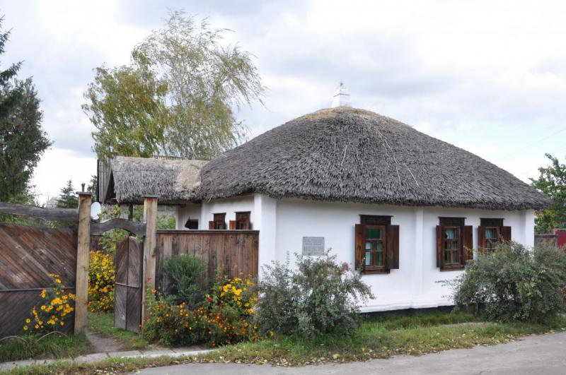 Дом-музей И.Н.Крамского в Острогожске