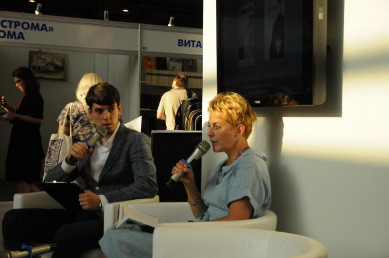 Анна Сергеева-Клятис рассказала о своей книге