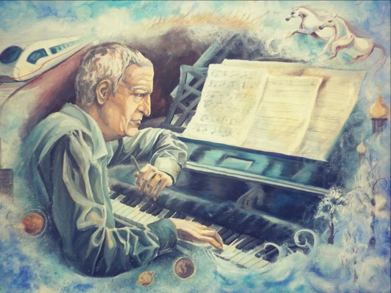 Увидело свет новое, дополненное издание большой посмертной книги великого композитора Георгия Свиридова – «Музыка как судьба»