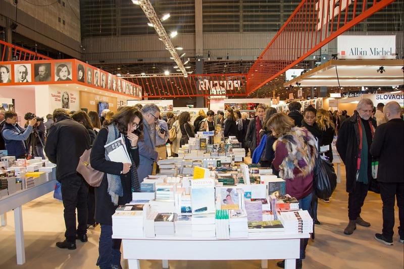 19 марта во Франции завершился 38-й Парижский книжный салон