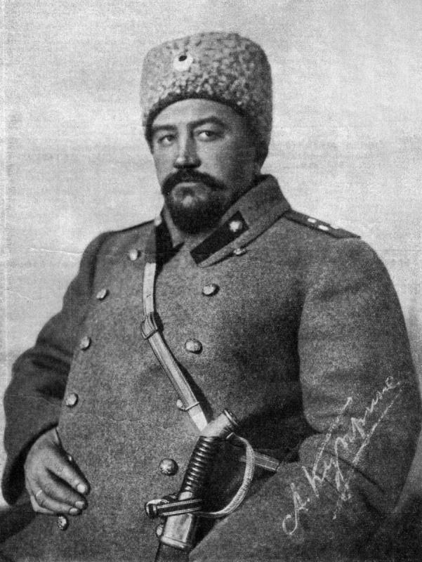 Поручик Куприн. 1914 год