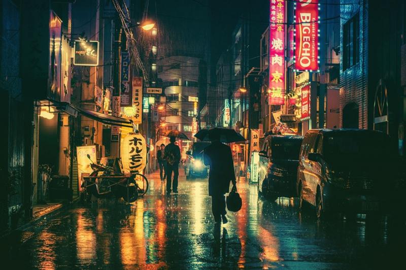 Шпионский Токио. Наш ответ Джеймсу Бонду