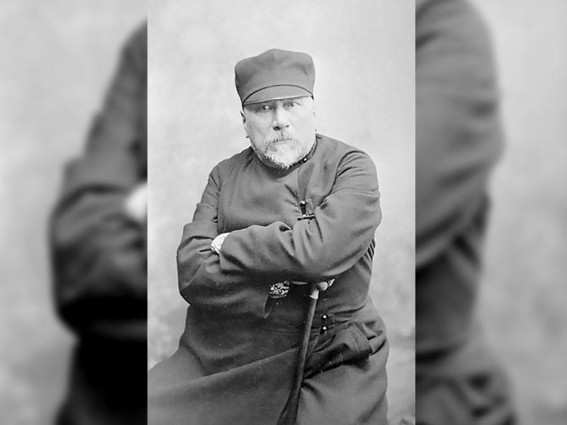 Лесков в 1880-е годы