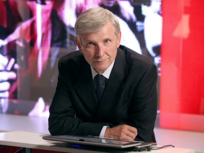 Николай Борисов в Школе наследия